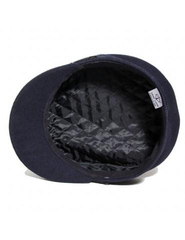 casquette marin laine doublée polyester