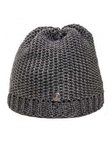 Bonnet Metal argenté Igalykos