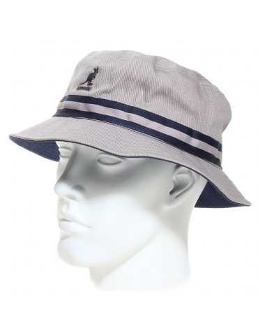 Kangol - Stripe Lahinch grey