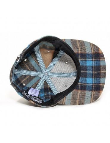 casquette baseball tartan marque Kangol