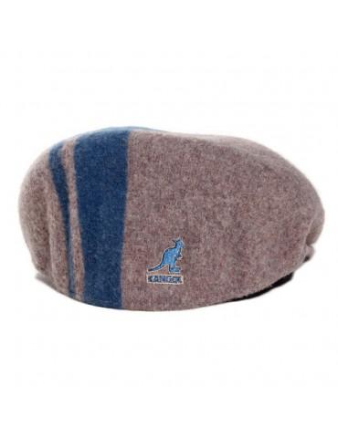 casquette laine d'agneau tricoté marque Kangol
