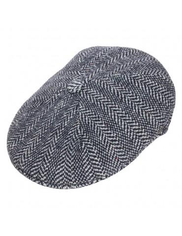 casquette laine jacquard de chez Kangol