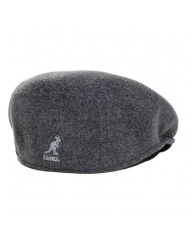 Kangol Wool 504 Cap dk.flannel