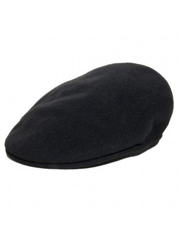 casquette laine 504 coloris noir marque Kangol
