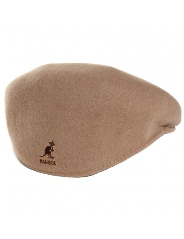 Kangol Wool 504 Cap camel