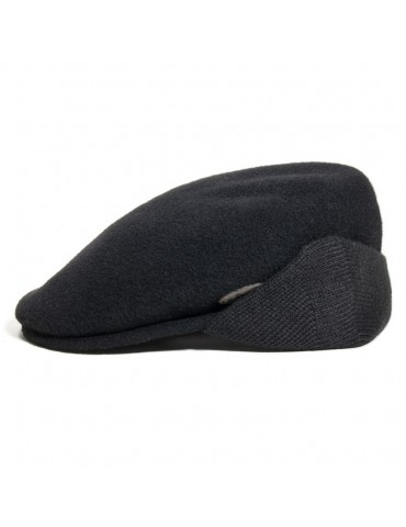 Kangol - Wool 504 Earlap black