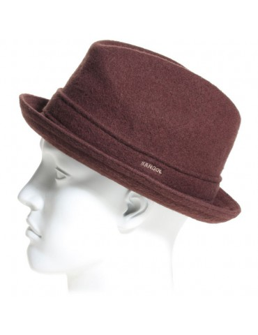 Kangol Wool Player tabacco