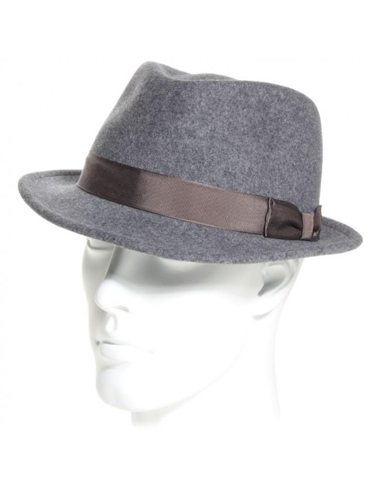 chapeau feutre Bailey gris