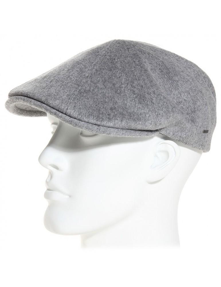 casquette en laine grise marque Bailey
