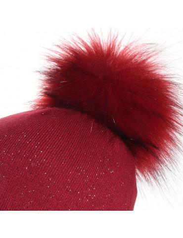 Alp1 - Bonnet Celia bordeaux