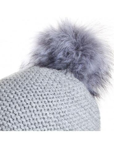 Alp1 - Bonnet Lena gris