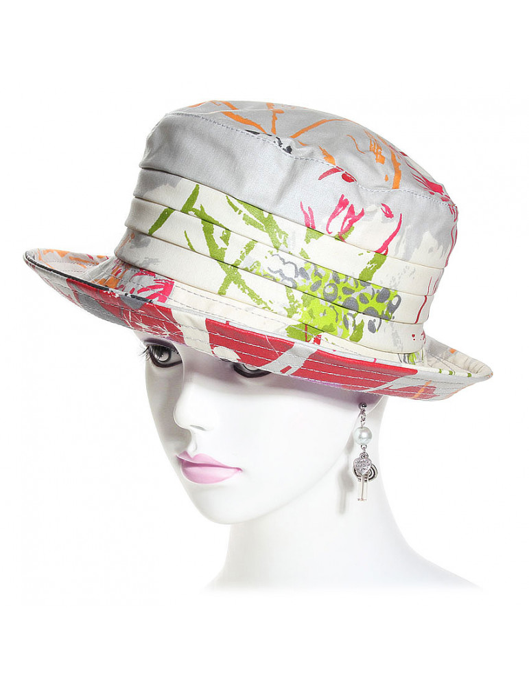 chapeau de pluie coton enduit