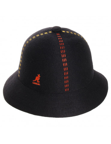 Kangol - Stitch casual Black
