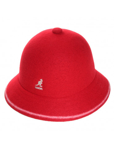 Kangol - Stripe Casual red...