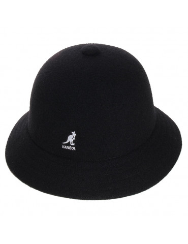 Kangol - Hat Wool Casual black