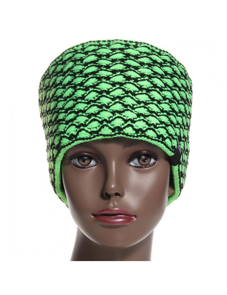 bandeau femme coloris vert anis