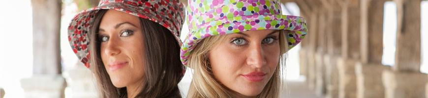 Chapeaux femme pluie