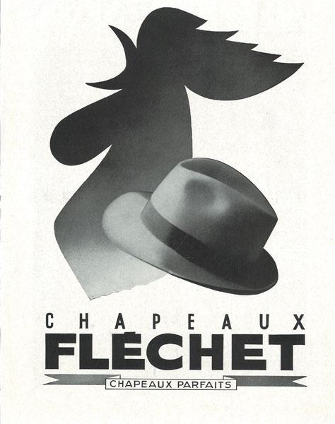 affiche flechet du 03 mai 1941