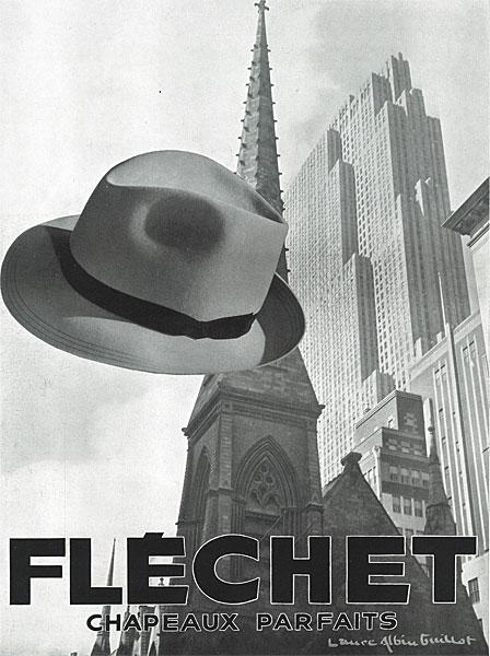 Affiche Fléchet du 10 juin 1939