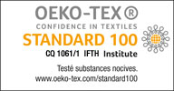 Textile certifié sans substances nocives